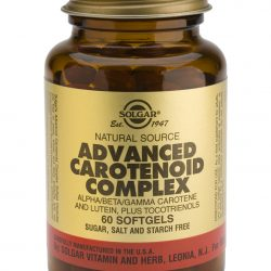 Advanced Carotenoid Complex 60 Softgels