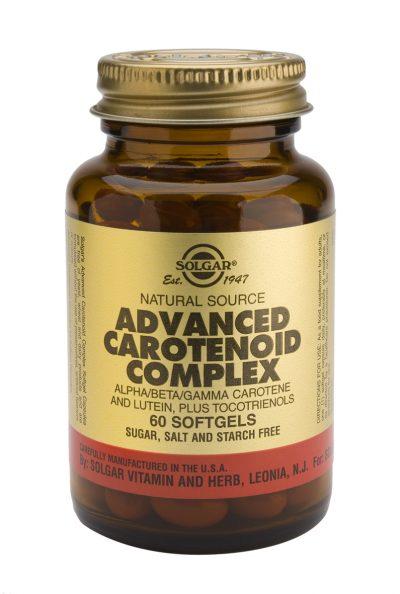 Advanced Carotenoid Complex 60 Softgels