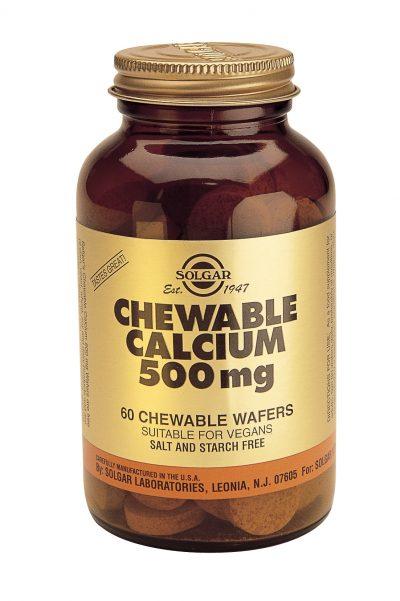 """Calcium """"500"""" 60 Tablets"""