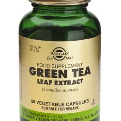 Green Tea Leaf Extract 60 Vegetable Capsules