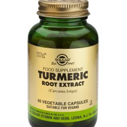 Turmeric Root Extract 60 Vegetable Capsules