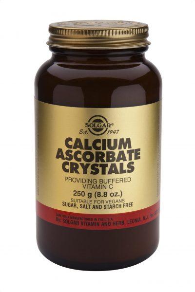 Calcium Ascorbate Crystals 8.8oz crystals