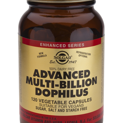 Advanced Multi-Billion Dophilus(R) (100% Dairy Free) 120 Vegetable Capsules