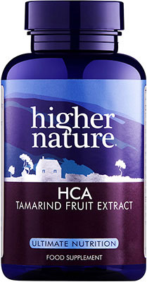 Higher Nature HCA Natural Appetite Control 90 veg tabs
