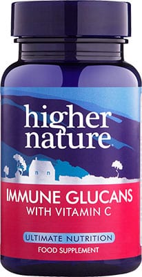 Higher Nature Advanced Immune Support 60 caps