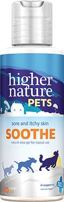 Higher Nature Pets Soothe - Aloe Balm 120ml