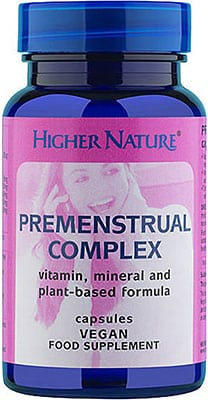 Higher Nature Pre-Menstrual Complex 60 caps