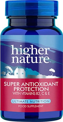 Higher Nature Super Antioxidant Protection 90 tabs