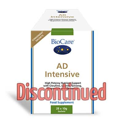 Biocare AD Intensive 1 Powder Sachet