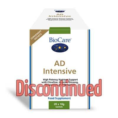 Biocare AD Intensive 1 Powder Sachet