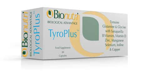 Bionutri Tyro Plus 28 caps