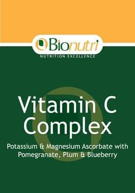 Bionutri Vitamin C Complex 30 caps
