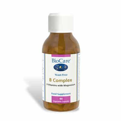 Biocare B Complex 90 Veg Caps
