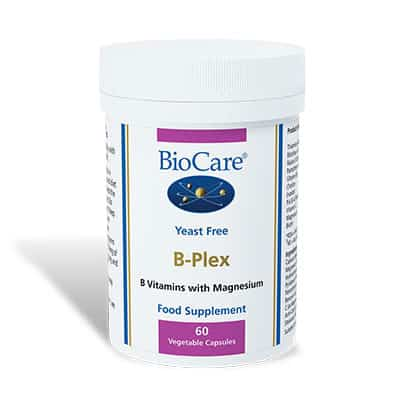 Biocare B-Plex 60 Veg Caps