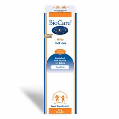 Biocare Baby BioFlora Powder 33g