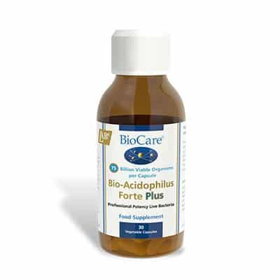 Biocare BioAcidophilus Forte Plus 30 Veg Caps