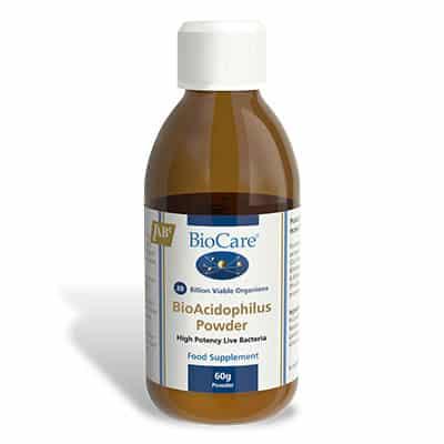 Biocare BioAcidophilus Powder 60g