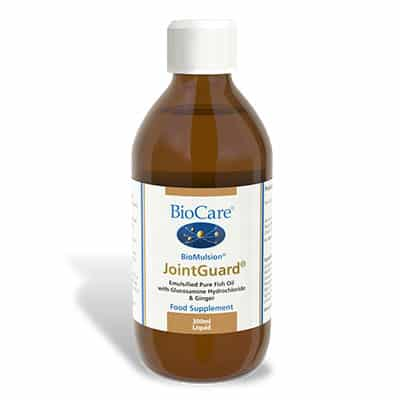 Biocare BioMulsion JointGuard (Omega-3 & Glucosamine) Liquid 300ml