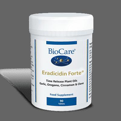 Biocare Eradicin Forte 90 Tabs
