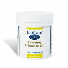 Biocare Evening Primrose Oil 30 Veg Caps