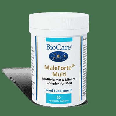 Biocare MaleForte Multi 60 Veg Caps
