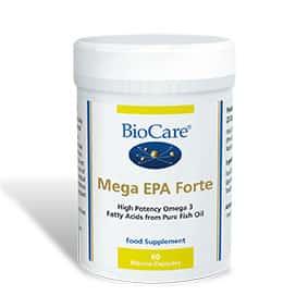 Biocare Mega EPA Forte 60 Caps