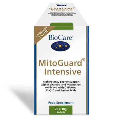Biocare MitoGuard Intensive 1 Powder Sachet