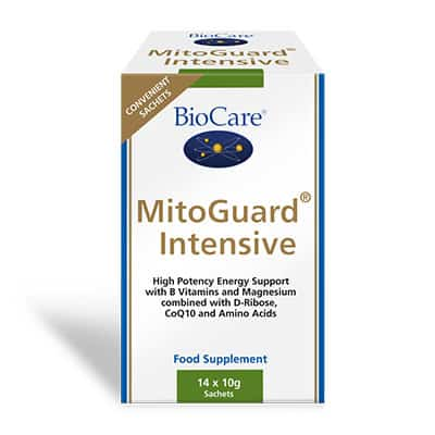 Biocare MitoGuard Intensive 14 Powder Sachets