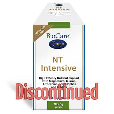 Biocare NT Intensive 1 Powder Sachet