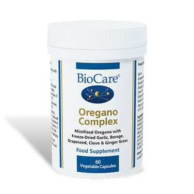 Biocare Oregano Complex 60 Veg Caps