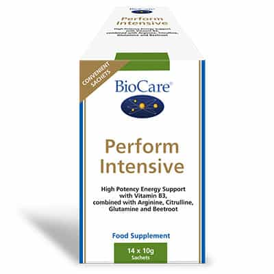 Biocare Perform Intensive 14 Powder Sachets