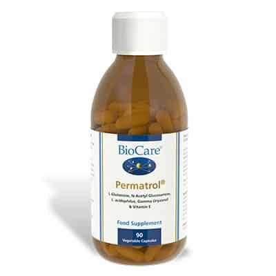 Biocare Permatrol (Gut Permeability) 90 Veg Caps