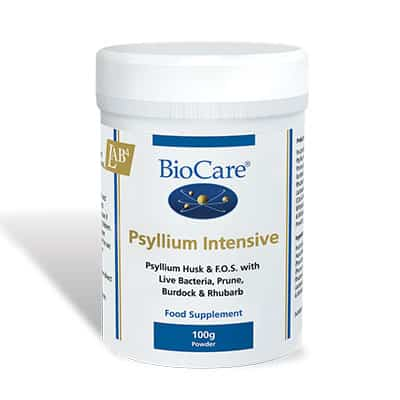 Biocare Psyllium Intensive Powder 100g