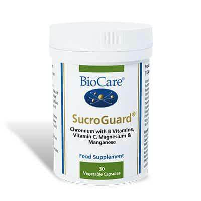 Biocare SucroGuard 30 Veg Caps