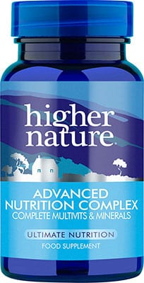 Higher Nature Advanced Multi 30 tabs
