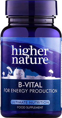 Higher Nature Energise 90 tabs