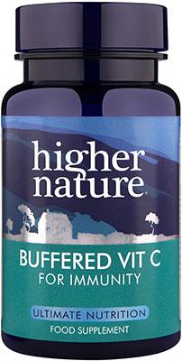 Higher Nature Vitamin C Powder (formerly Buffered Vit C) 60g