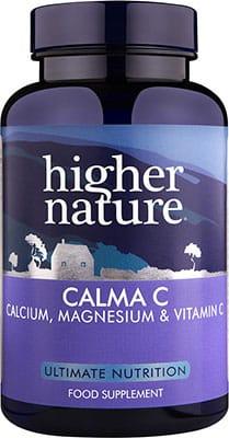 Higher Nature Calma-C Calcium & Magnesium Drink 140g