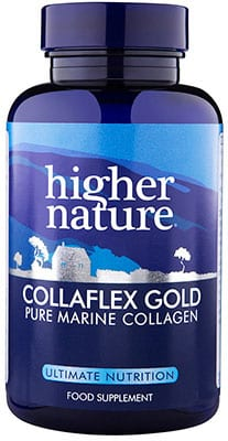 Higher Nature CollaFlex Gold 90 tabs