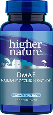 Higher Nature DMAE 60 tabs