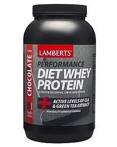 Lamberts Diet Whey Protein Chocolate