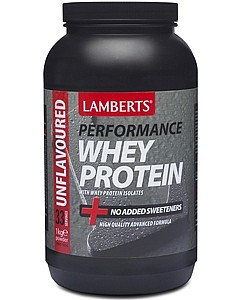 Lamberts Whey Protein Unflavoured
