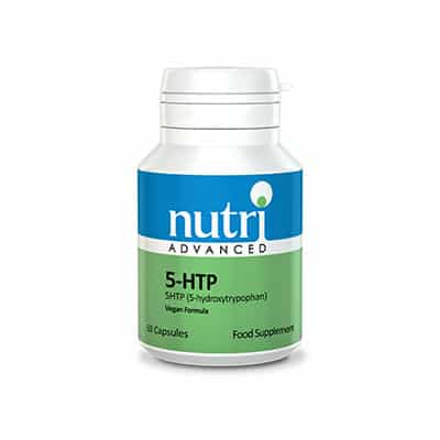 Nutri 5-HTP 50mg 60 caps