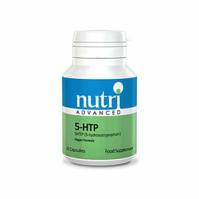 Nutri 5-HTP 50mg 60 caps