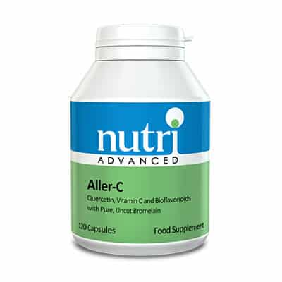 Nutri Aller C Immune Support 120 caps