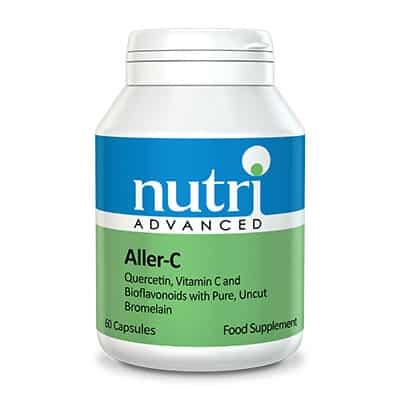 Nutri Aller C Immune Support 60 caps