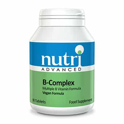 Nutri High Strength Vitamin B Complex 90 tabs