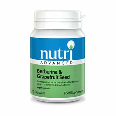 Nutri Berberine & Grapefruit Complex 60 caps