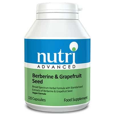 Nutri Berberine & Grapefruit Complex 120 caps