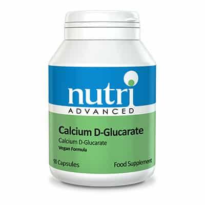 Nutri Calcium D-Glucarate 90 tabs